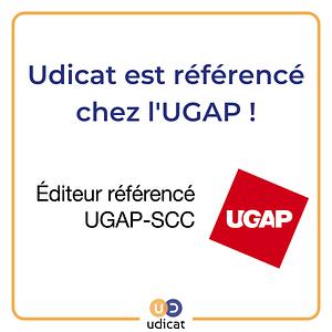 Post d'annonce référencement d'Udicat au catalogue UGAP-SCC