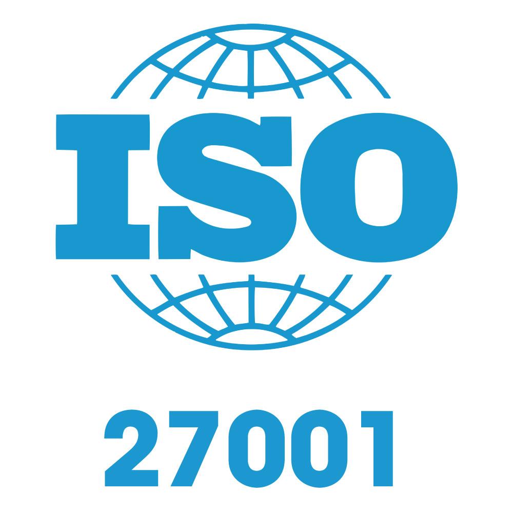 Logo norme Iso 27001